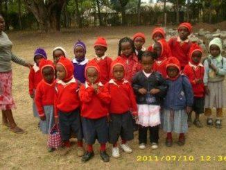 Kinderheim Kenia