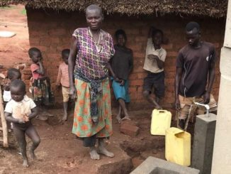 Brunnen Kigogwa Uganda